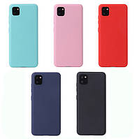 TPU чехол Candy для Huawei Y5P (Разные цвета)