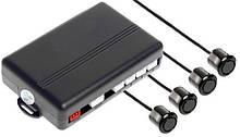 Парктроник TIGER PS-43 4 датчика d=18,8mm SLIM (Black) Парковочная система Радар для авто