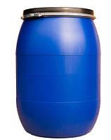 Бочка с зажимом и прокладкой, 150 литров