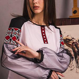 Вышиванка для женщин с вышивкой Етношик