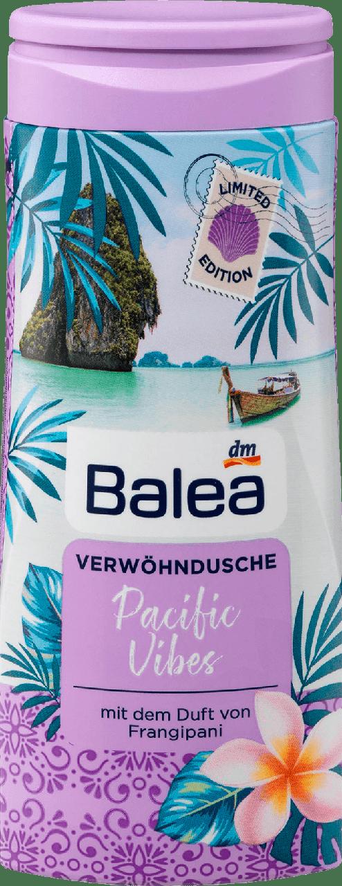 Гель для душа Balea Pacific Vibes, 300 мл.