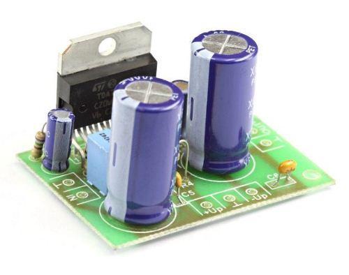 Радиоконструктор УНЧ 1х140Вт на TDA7293 K207.1
