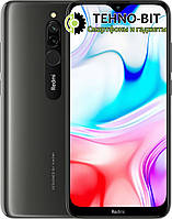 Смартфон Xiaomi Redmi 8 3/32Gb Onyx Black Global Version UA UCRF Гарантия 12 месяцев