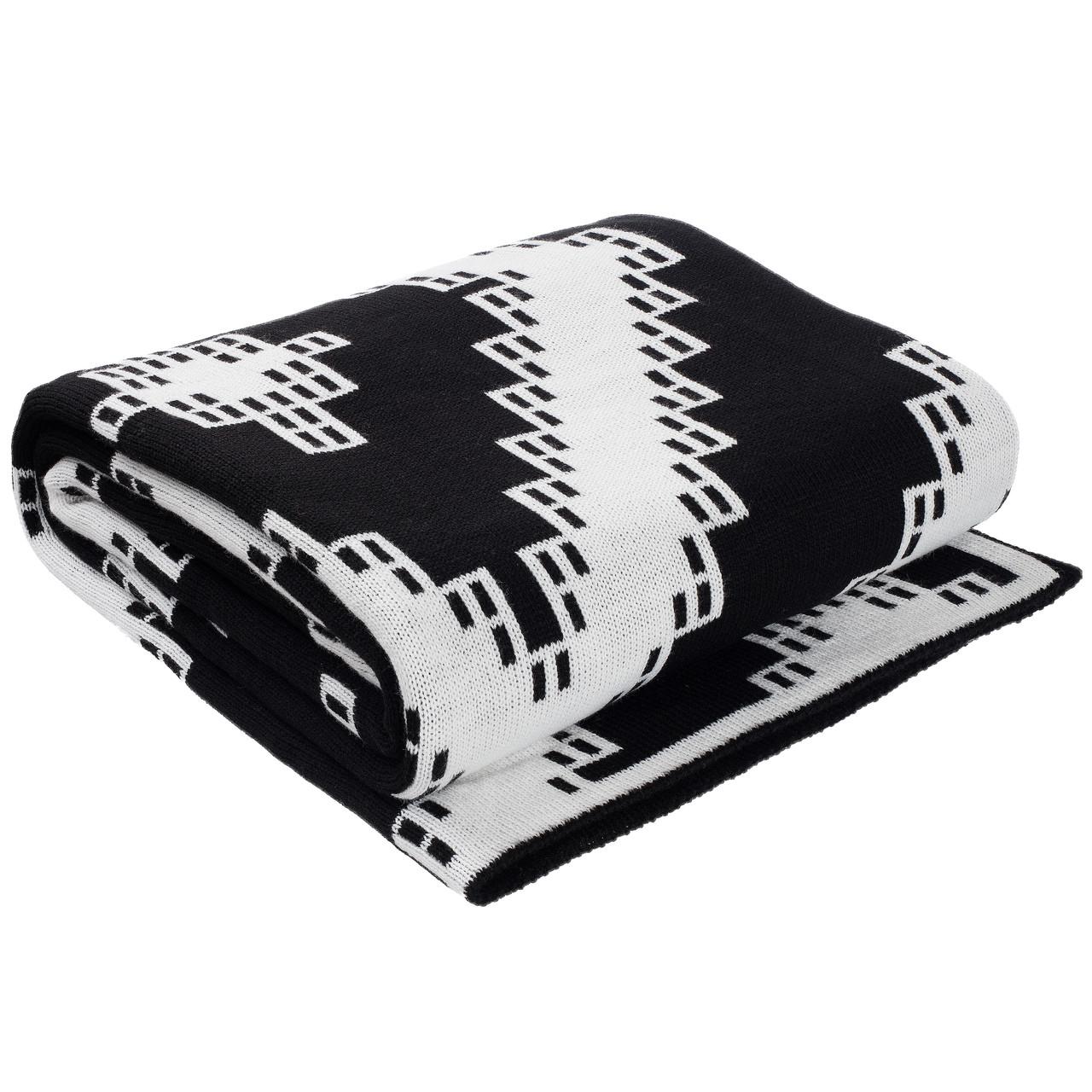 Ковер Ohaina 200х1700 Black/White