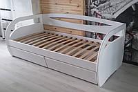 Деревянная кровать Бавария