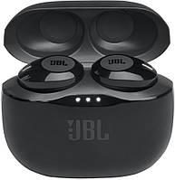 Наушники JBL TUNE 120 TWS Black (JBLT120TWSBLK)
