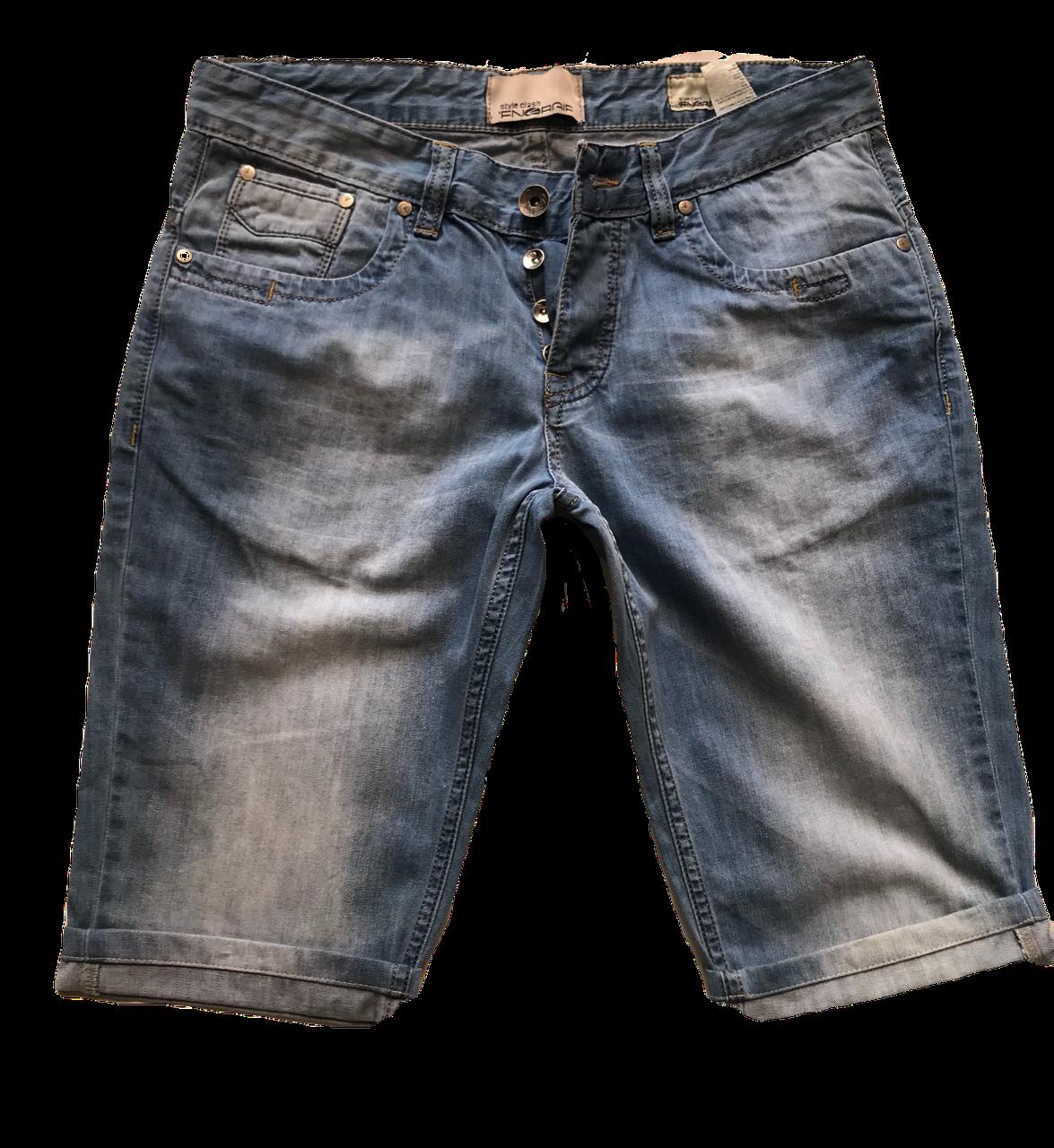 Шорты мужские джинсовые ENERGY 9004 синие