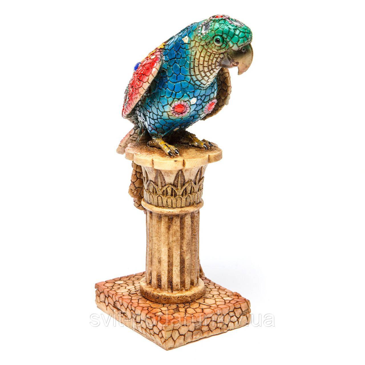 фигурка попугая