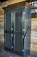 Шкаф офисный закрытый Industrial