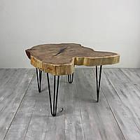 Оригинальный столик из слэба