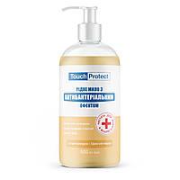 Жидкое мыло с антибактериальным эффектом Календула-Чабрец Touch Protect 500 мл