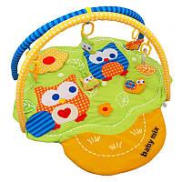 Игровой коврик Baby Mix TK/3375C/20 Дерево