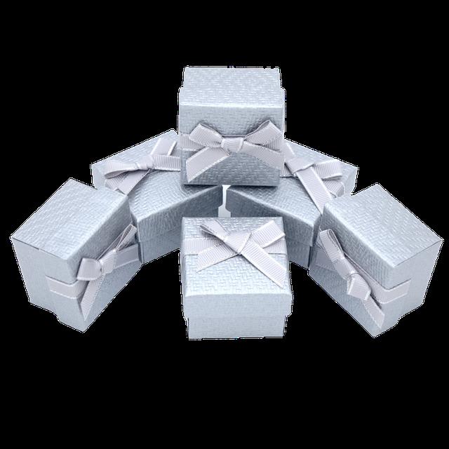 Картинка Бумажная коробка box1-3 Серый