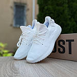 Мужские кроссовки Adidas Yeezy Boost 350 V2 (белый) - 10216, фото 9