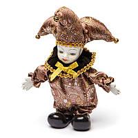 Статуэтка клоуна венецианского шута принесёт в дом атмосферу праздника AS3 №3