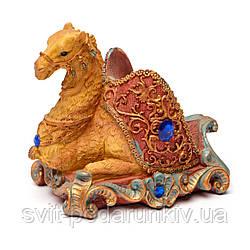 Статуэтка верблюд подставка под бутылку S4222