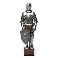 Доспехи рыцаря средневековья из жести S706