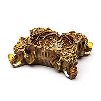 Пепельница статуэтка 4 слона S4087HH