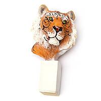 Статуэтка тигра цветная фигурка ES042B