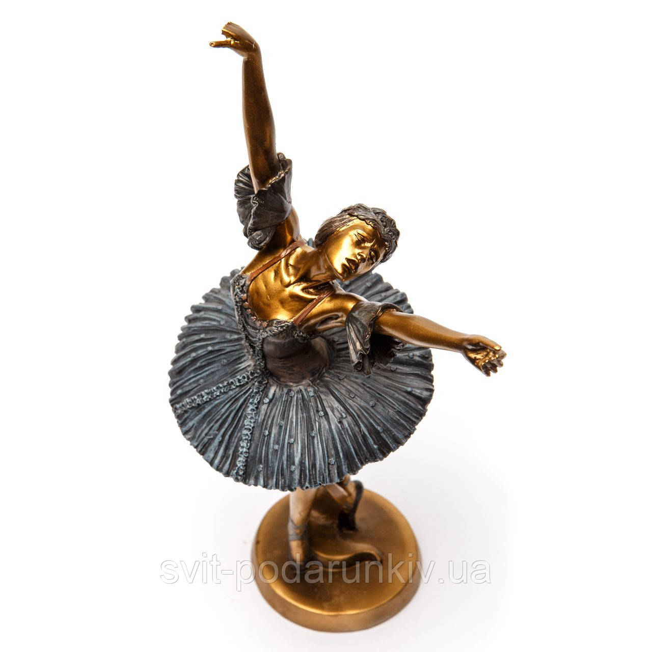 балерина статуэтка
