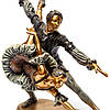 Статуэтка балерина и балерун S638, фото 4