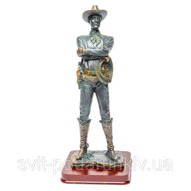 ковбой статуэтка
