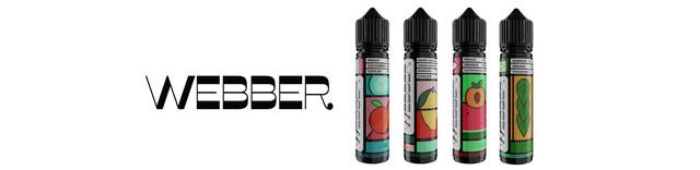 Жидкости для электронных сигарет Webber