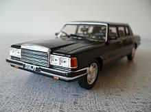 Коллекционная модель автомобиль ЗиЛ-41047 1:43 Автолегенды СССР