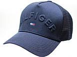 Бейсболка HILFIGER с сеткой коттон в пяти цветах, фото 4