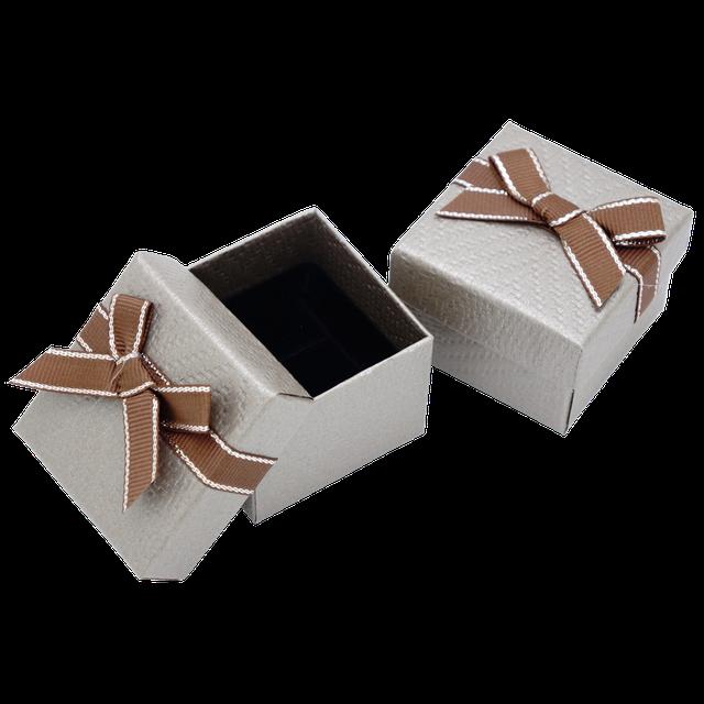 Картинка Бумажная коробка box1-3 Коричневый