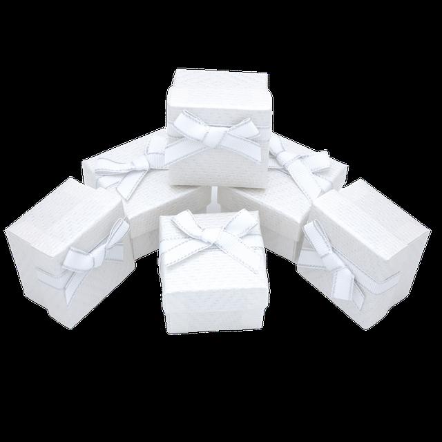 Картинка Бумажная коробка box1-3 Белый