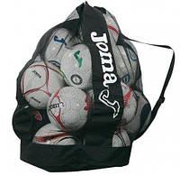 Сумка-рюкзак сетка на 10-12 мячей Joma, нейлон (TEAM/14)
