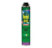 HERCUL MEGA OPTIMUM M65 - Профессиональная полиуретановая монтажная пена 850 мл/930 г