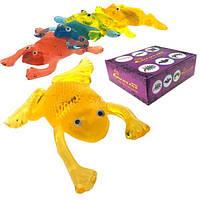 Игрушка лизун для детей Лягушка 45 шт