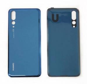 Задняя крышка Huawei P20 Pro (2018) синяя, фото 2