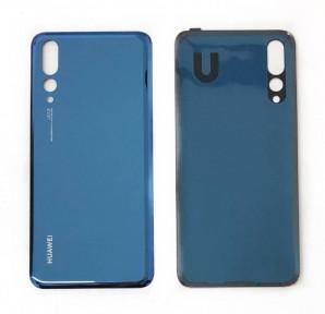 Задняя крышка Huawei P20 Pro (2018) синяя