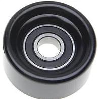 Ролик натяжителя металлический CAFFARO CFR36101