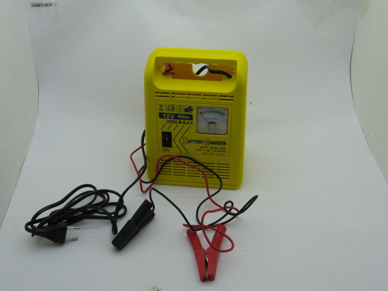 Зарядний пристрій GYS Energy 124