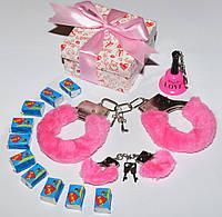"""Эротический набор """"Pink set""""., фото 1"""