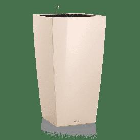 Умный вазон CUBICO 40 snow glow
