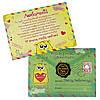 """Открытка-сертификат в конверте """"Любимому"""" (извинение)"""