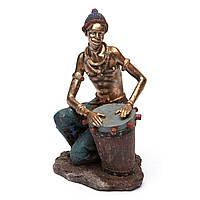 Статуэтка африканского барабанщика 5241A