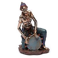 Статуэтка африканца негра барабанщика 5241D