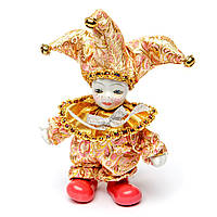 Статуэтка фигурка кукла венецианский шут A2 №2-01