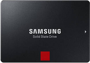 SSD-накопитель Samsung 860 PRO 2 TB (MZ-76P2T0B)