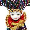 Статуэтка фигурка кукла венецианский шут A2 №2-05, фото 3