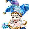 Статуэтка фигурка кукла венецианский шут A2 №2-07, фото 3