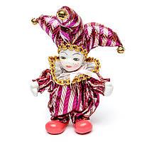 Статуэтка фигурка кукла венецианский шут A2 №2-10