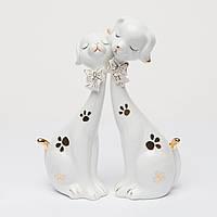 Статуэтки собак из фарфора 100310-01 GR5
