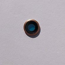 Скло камери Novacel для Apple iPhone 8 Gold